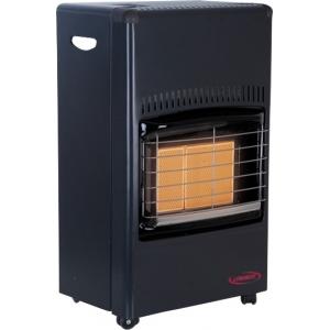 Calefactor portátil infrarrojo a gas