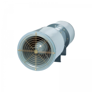 Ventilador Tubo Axial Jet Fan S&P