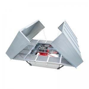 Ventilador Axial con Domo para Techo S&P
