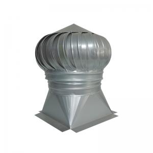 Extractor de Aire Atmosférico o Eólico Lámina Galvanizada Marca Nakomsa®