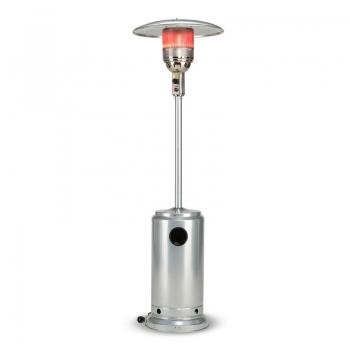 Calentador de gas tipo hongo para patio agotado - Armario calentador gas exterior ...