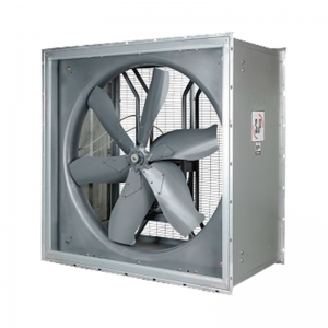 Extractor Axial con Transmisión Directa Hélice Acero WXD-S  S&P
