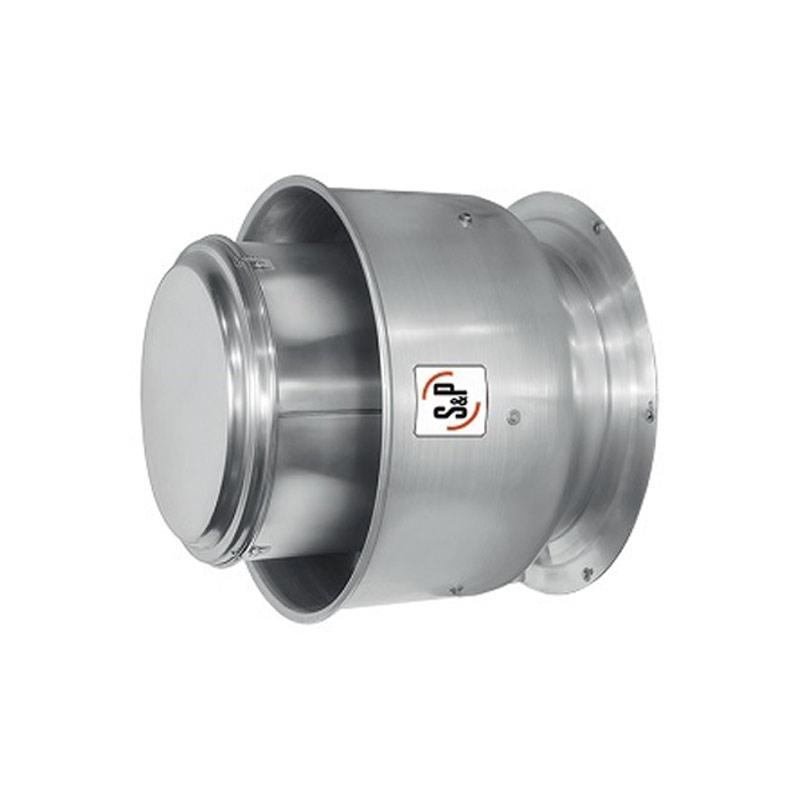 Extractor Centrífugo de Pared CRWL-D / CRWL-T S&P