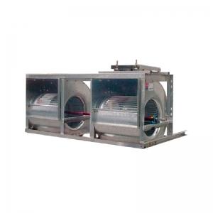 Ventilador Centrífugo de Álabes Adelantados DAT S&P
