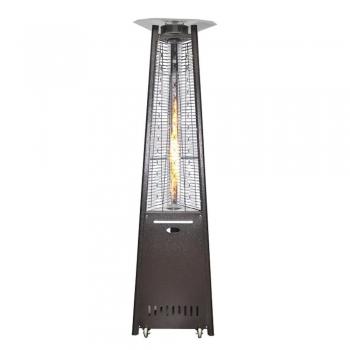 Calentador para exterior tipo torre con tubo de cuarzo - Armario calentador gas exterior ...