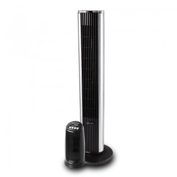 Combo ventilador de torre y mini torre extractores de for Torre aire acondicionado