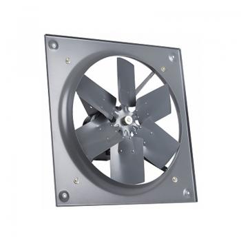 Ventilador axial hxb t 400 l extractores de aire focos for Extractor de cocina de pared