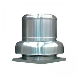Extractor Centrífugo de Tejado Tipo Hongo CRH S&P